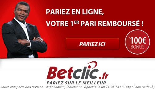 Votre opinion sur BetClic