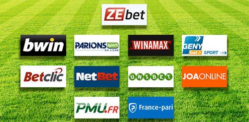 Les sites de paris en ligne en France