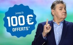 bonus des sites de paris en ligne : 100€ Unitbet